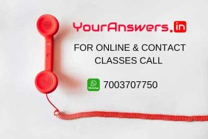 For Online and Offline Classes