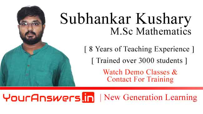 Subhankar Kushary Youranswers